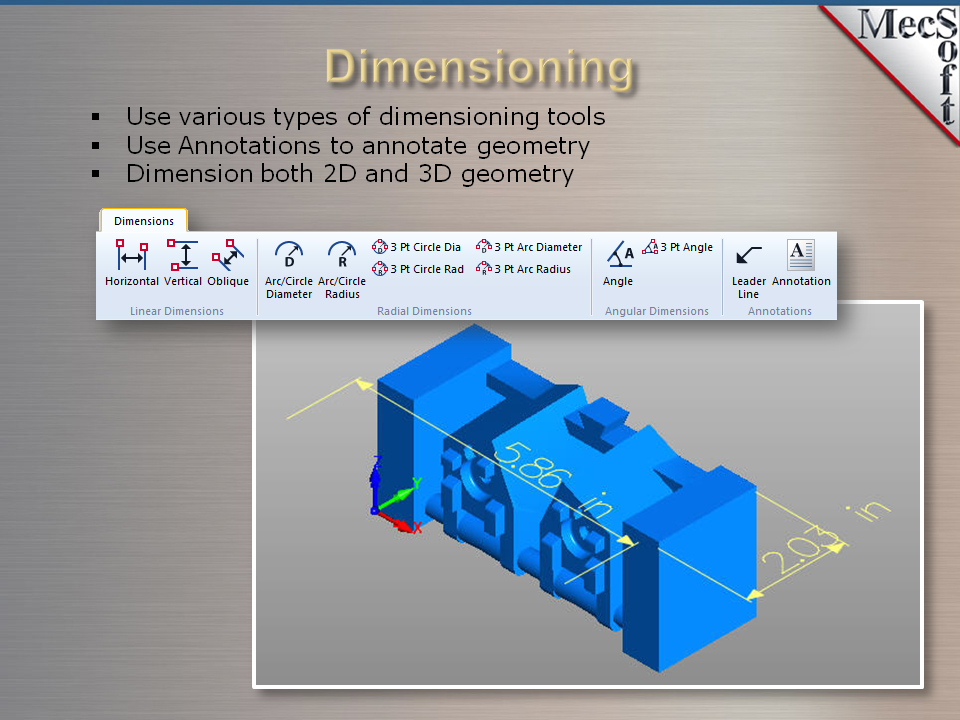 VisualCAD - Completely Free CAD Software | MecSoft Corporation
