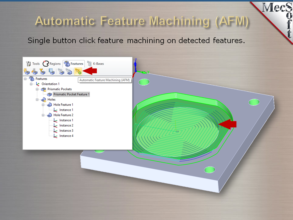VisualMill - Milling CNC software package | MecSoft Corporation