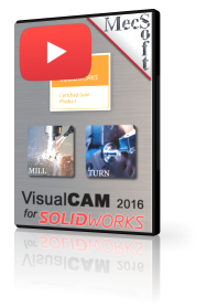 CAMJam for VisualCAM 2016 for SOLIDWORKS