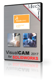 VisualCAM 2017 for SOLIDWORKS