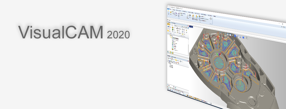 VisualCAD/CAM 2019