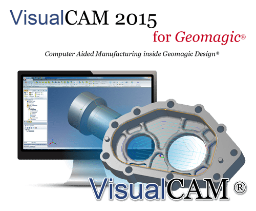 VisualCAM for Geomagic