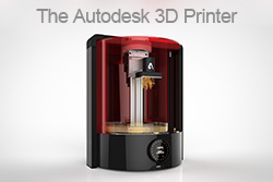 The Autodesk 3D Printer