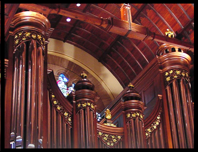 QLF Custom Pipe Organ Components has been building components for organ builders throughout North America since 1998.