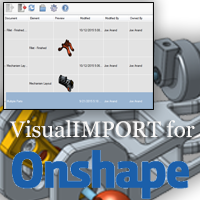 VisualImportForOnshapeProductButton