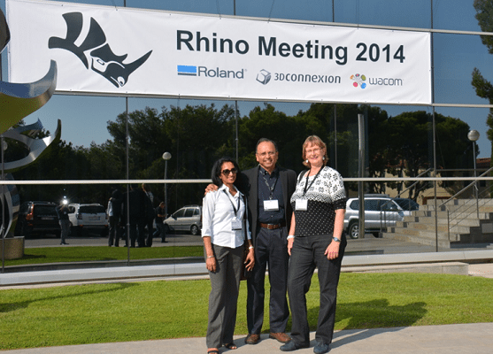 Our Experience at the Rhino Reseller Meeting 2014