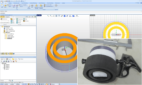 MAS Automation Systems uses VisualMILL to machine components for its Sherloc™ Pressure Testing Work Cell