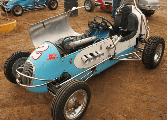Jim Piazza uses VisualCAM® for Geomagic 2015 in this ¼ scale replica of the side plate breather for the Offenhauser engine.