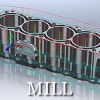 VisualCAM-MILL for SOLIDWORKS