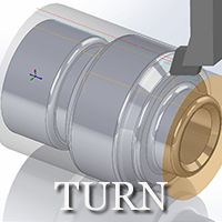 VisualCAM-TURN for SOLIDWORKS