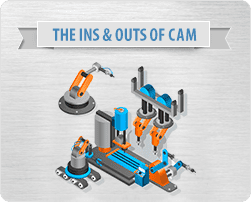 Ins & Outs of CAM